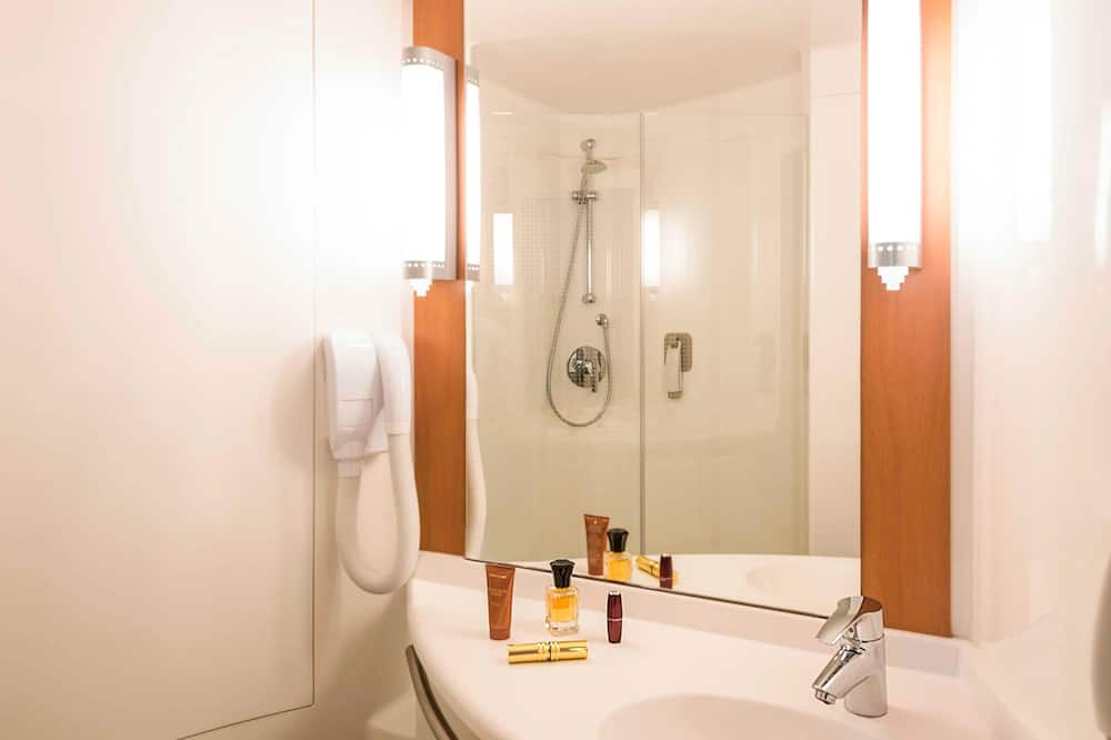 Room, 1 Katil Kelamin (Double) - Bilik mandi
