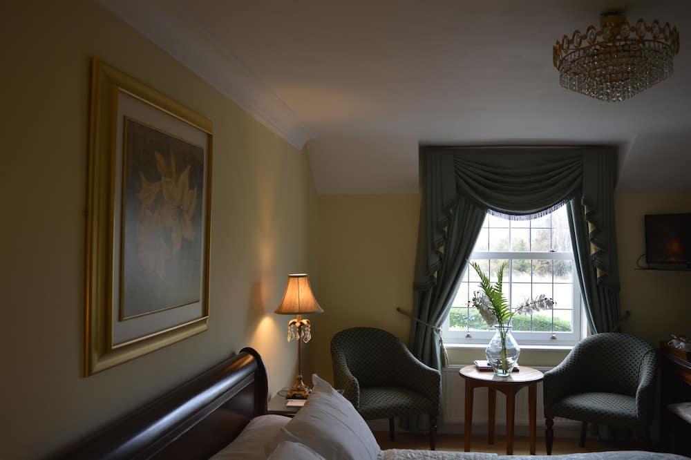 Superior Δίκλινο Δωμάτιο (Double) - Θέα στον κήπο
