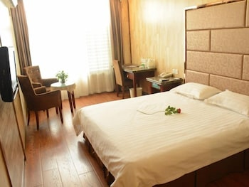 Billede af GreenTree Inn Changzhou Xinbei District Taihu Road Wanda Square Express Hotel i Changzhou