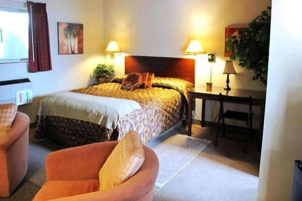 Štandardný apartmán, 1 veľké dvojlôžko - Hosťovská izba