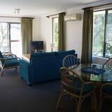 Standaard appartement, 2 slaapkamers, keuken (Minimum 2 Night Stay) - Woonruimte
