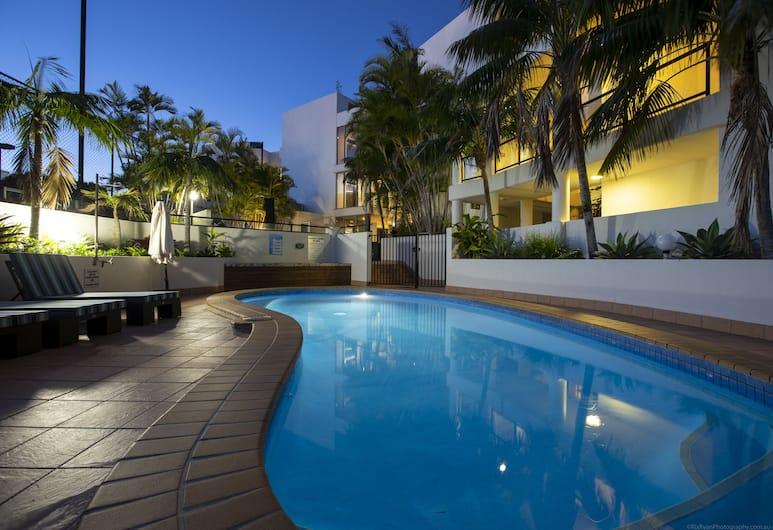 Bay Royal Apartments, Byron Bay, Pool