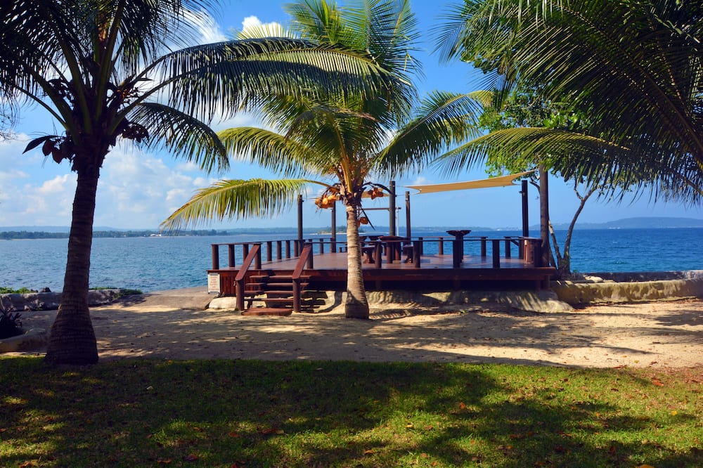 Bungalow Deluxe, 2 habitaciones, frente al mar - Playa