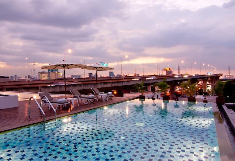 ザ パトラ ホテル - ラマ 9, バンコク, 屋外プール