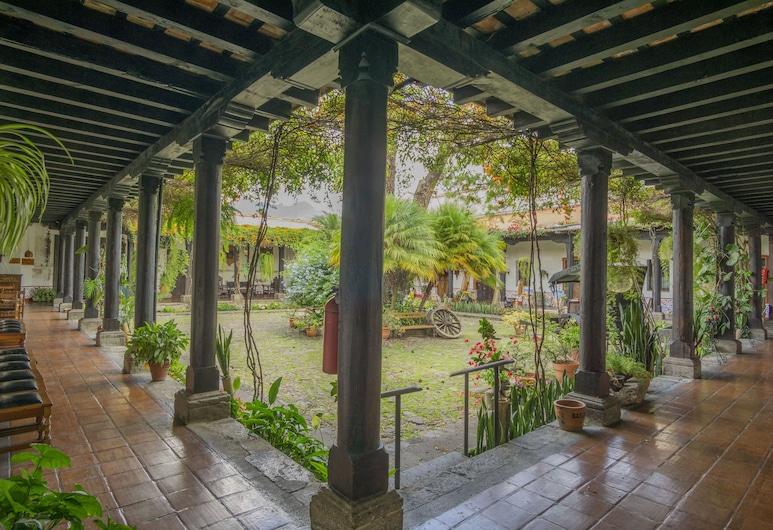 Hotel Posada de Don Rodrigo Antigua, Antigua Guatemala, Garten