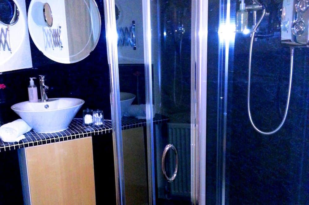 Luxury Double Room - Bathroom