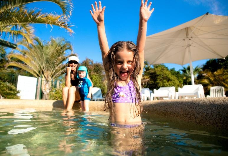 BIG4 Saltwater At Yamba Holiday Park, Isla Palmera, Alberca