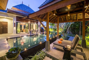 Picture of The Bell Pool Villas in Kamala