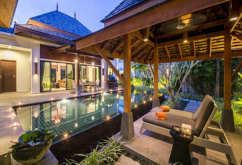 The Bell Pool Villas, Kamala, Family Villa, 2 Bedrooms, Private Pool, Room