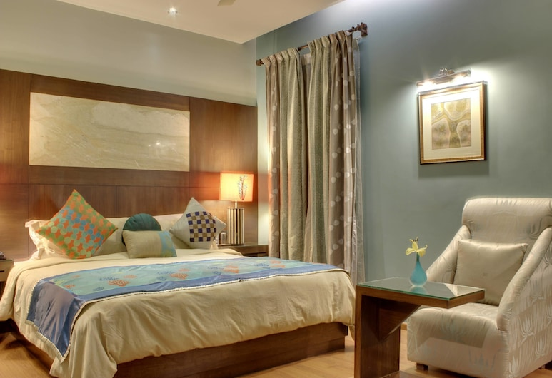주스타 MG 로드 호텔, 벵갈루루, 디럭스룸, 객실
