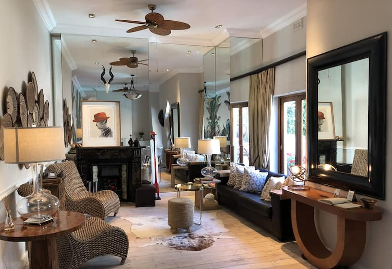 Mountview Spa and Guest House, Cape Town, Lobby Lounge