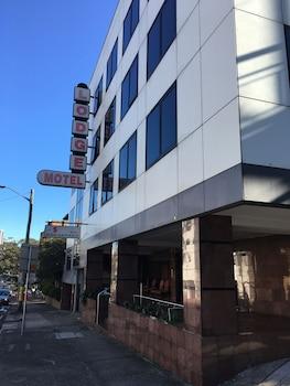 Foto van Edgecliff Lodge Motel in Sydney