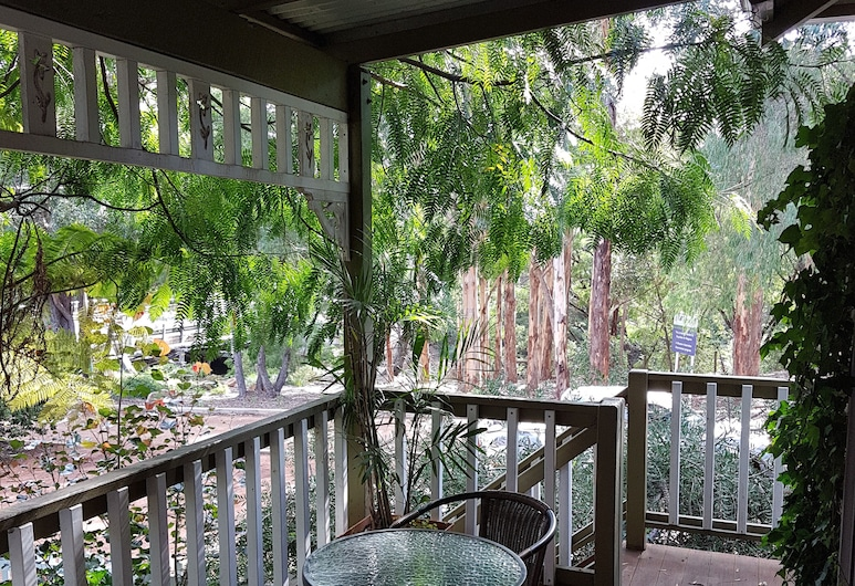 Adamsons Riverside Accommodation, Margaret River, Standardzimmer, 1 Doppelbett, Balkon, Balkon