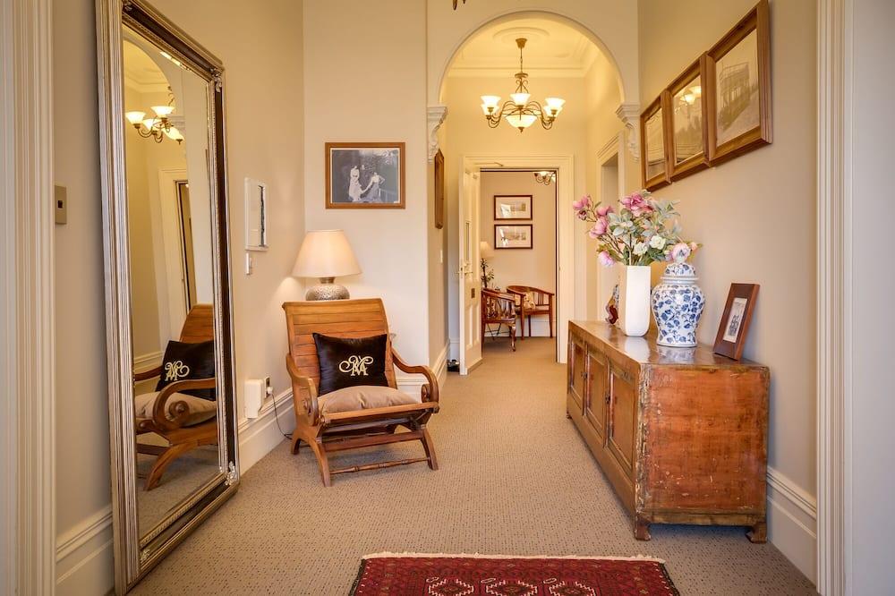 奢華套房, 2 間臥室 - 客廳
