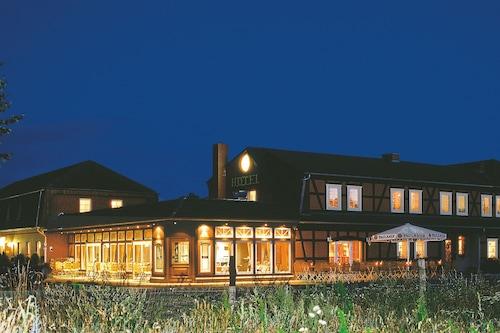 阿倫策沃爾夫峽谷飯店/