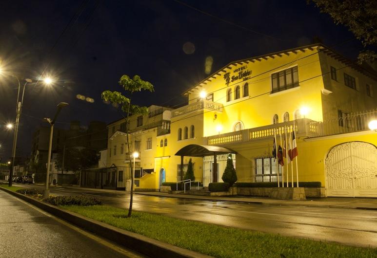 San Isidro Inn, Lima, Voorkant hotel