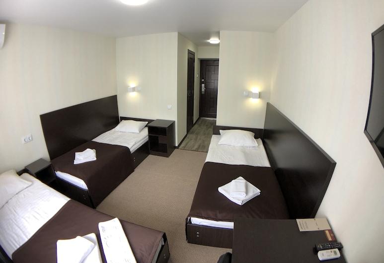 Hotel Nivki, Kyiv, Třílůžkový pokoj typu Comfort, 3 jednolůžka, Pokoj