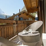 Apartament standardowy, 4 sypialnie (Attika) - Balkon