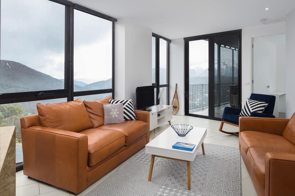 Standard-Apartment, 2Schlafzimmer - Wohnbereich