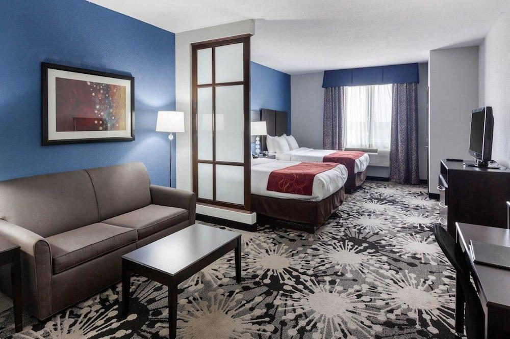 Suite, 2 Queen Beds, Non Smoking - Guest Room