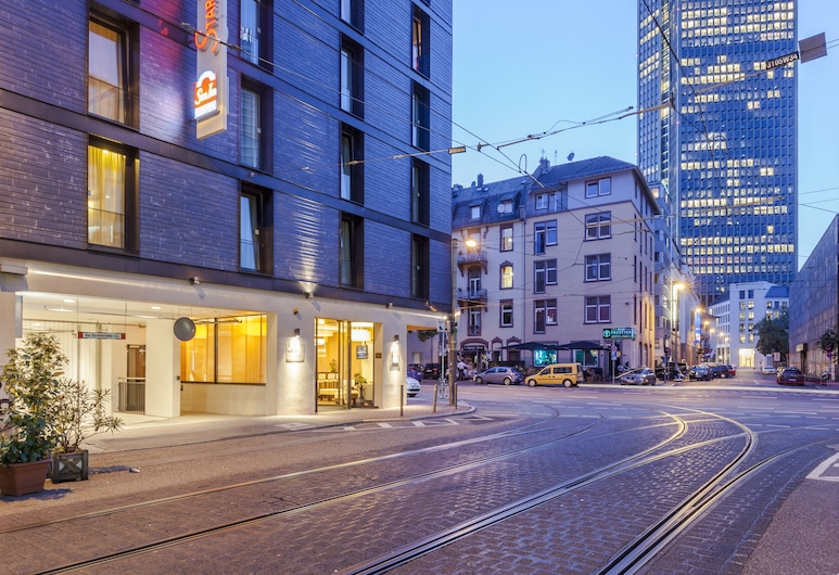 Star Inn Hotel Frankfurt Centrum, by Comfort, Francoforte