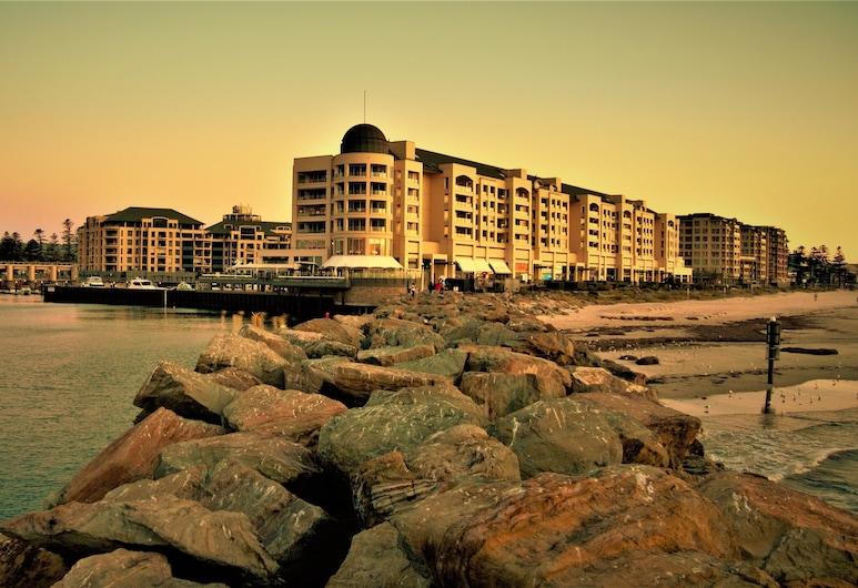 Adelaide City Park Motel, Adelaide, Beach