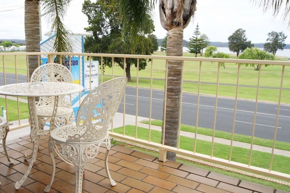 Номер-люкс категорії «Superior», з видом на пляж - Балкон