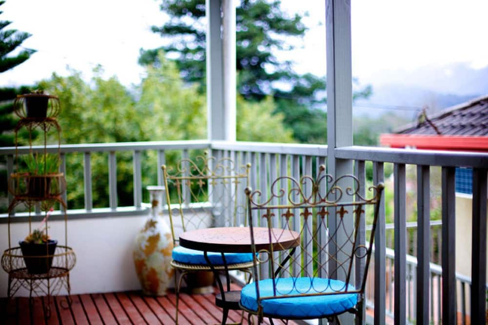 Departamento estándar, con vista al jardín - Balcón