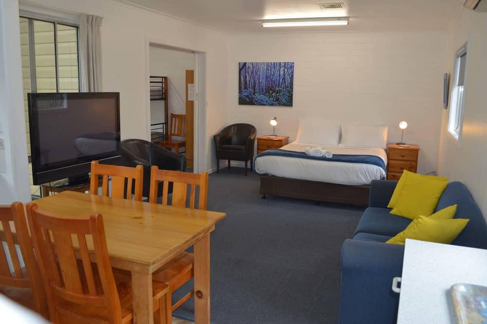 Apartmá (Possum Room) - Obývací prostor