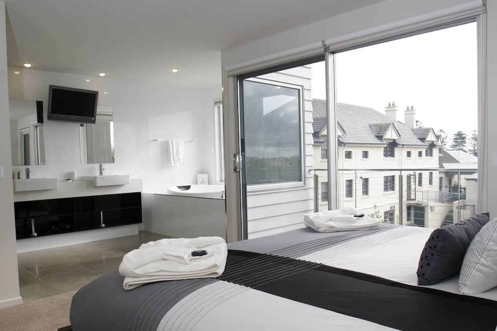 Apartmán typu Classic, 2 spálne (Merri Five) - Izba