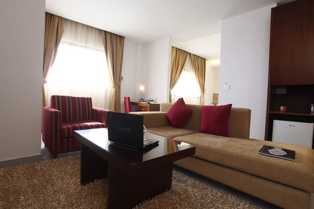 Suite Premium (Family ) - Área de Estar