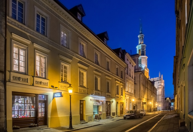 Garden Boutique Residence, Poznan, Otelden görünüm
