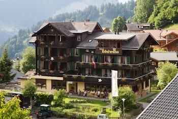 Foto di Hotel Edelweiss a Wengen