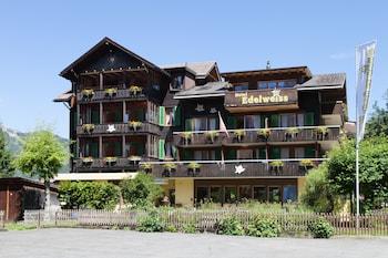 Selline näeb välja Hotel Edelweiss, Lauterbrunnen