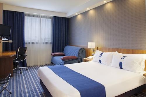 阿爾赫西拉斯智選假日飯店/