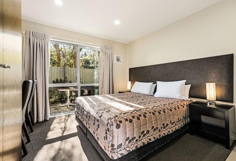 阿莫凱藝全套房酒店, 基督城, 標準客房, 1 張特大雙人床, 非吸煙房, 客房