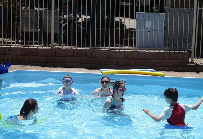 Anchorbell Holiday Apartments, Merimbula, Outdoor Pool