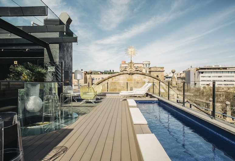 Hotel Bagues, Barcelona, Zwembad