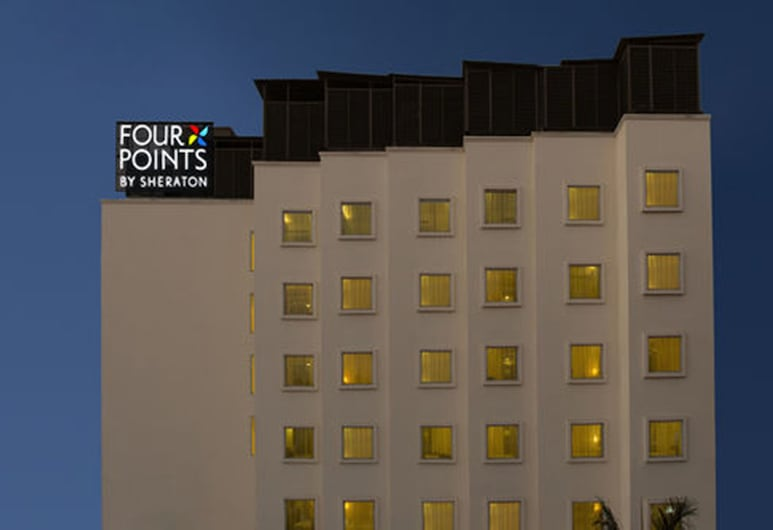 Four Points by Sheraton Vadodara, Vadodara, Façade de l'hôtel