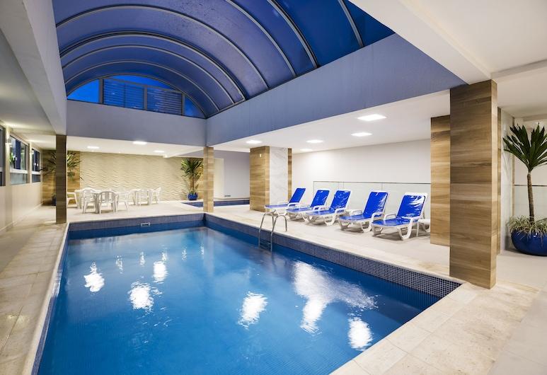 Hotel Plaza Camboriú, Balneario Camboriu, Piscina coperta