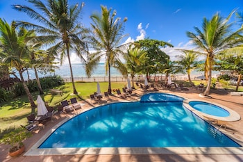 ภาพ Hotel Enseada Dos Corais Praia ใน ปอร์โตเซกูโร