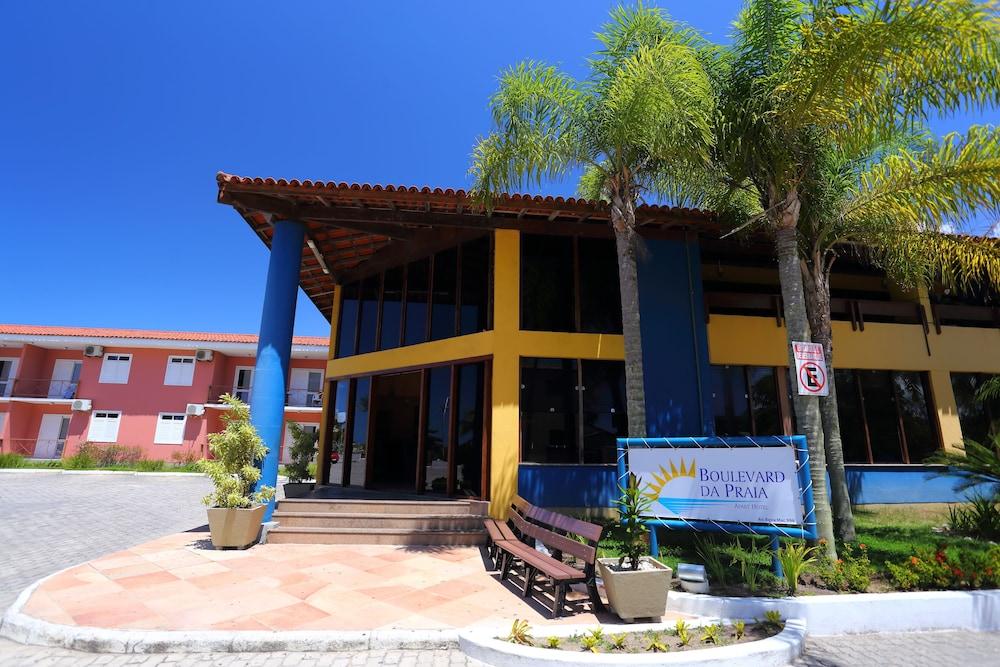 Boulevard Da Praia Apart Hotel Porto Se