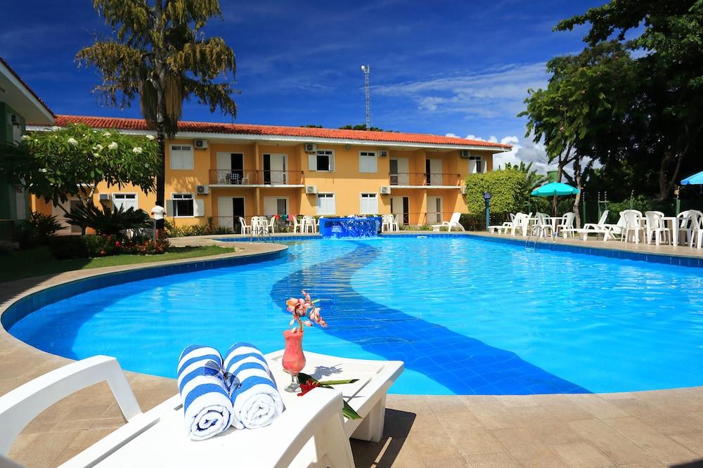 Boulevard Da Praia Apart Hotel Porto Se Outdoor Pool