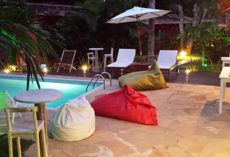 Big Bamboo Casas & Pousada, Porto Seguro, Vonkajší bazén