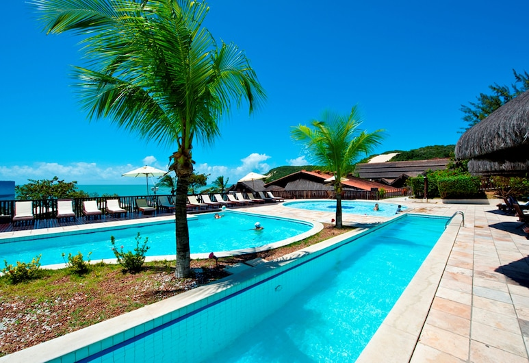 D Beach Resort, Natal, Pool