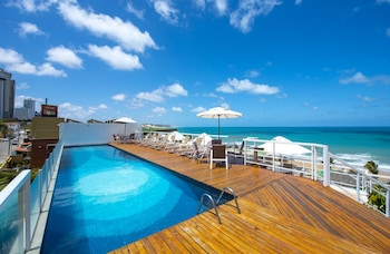 Picture of Vip Praia Hotel in Natal