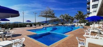 A(z) Ingleses Praia Hotel hotel fényképe itt: Florianopolis