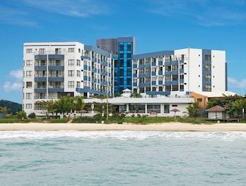 Picture of Ingleses Praia Hotel in Florianopolis