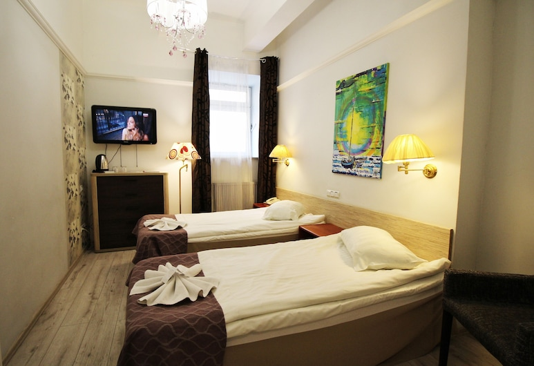 A1 Hotel, Riga, Double or Twin Room, Guest Room