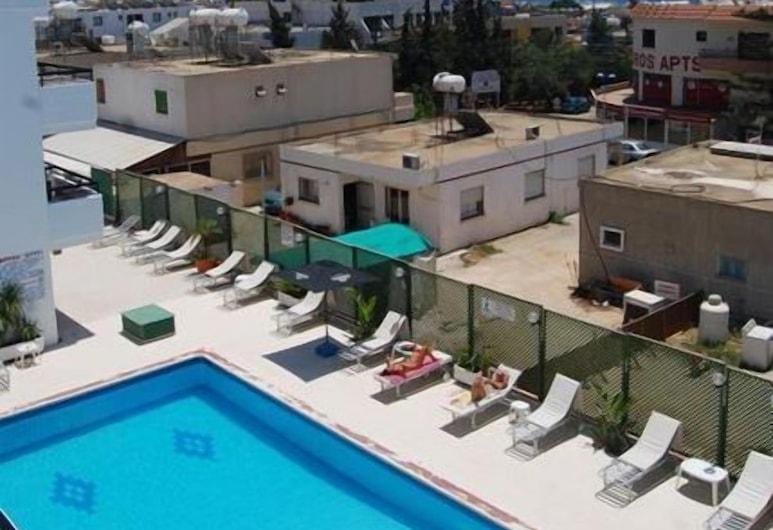 Agrino Hotel Apartments, Ayia Napa, Piscina al aire libre